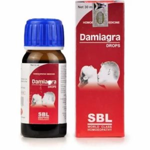 Damiagra Drops SBL 30ml best homeopathic medicine Useful in Premature Ejaculation Lack of Erections Loss of Confidence