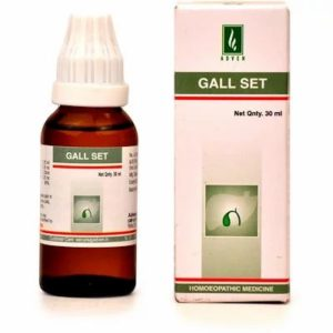 Gall Set Drops Adven 30ml best homeopathic medicine Useful in Gall Stones Dyspepsia Colic Heaviness Nausea Vomiting